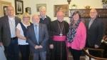Gespräch mit Weihbischof Hubert Berenbrinker