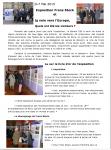 Informations supplémentaires sur l'exposition à Paris.